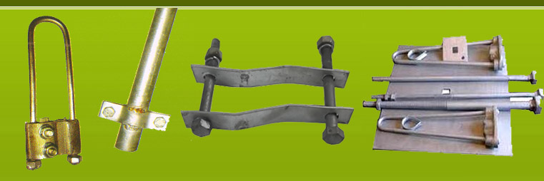 Manufacturer of PG Clamp, Dead End Clamp, Suspension Clam, B & S